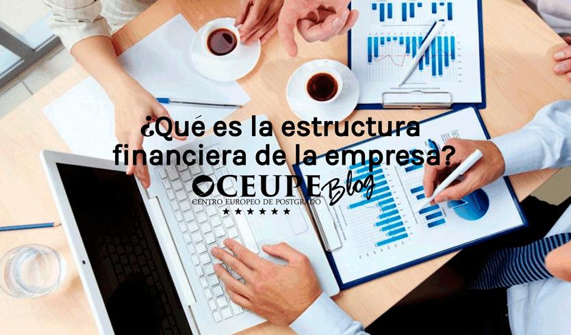 Qué Es La Estructura Financiera De La Empresa