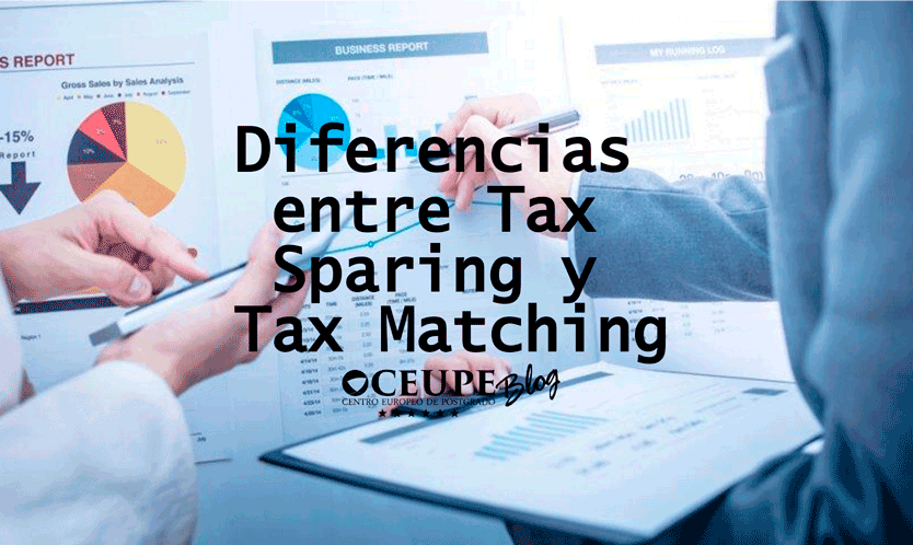 Diferencias entre Tax Sparing y Tax Matching