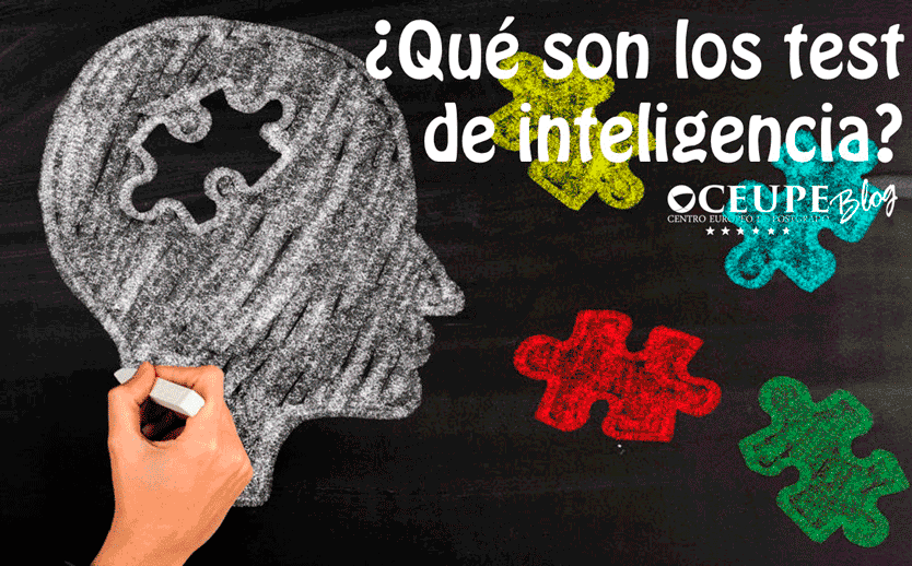 ¿Qué son los test de inteligencia?