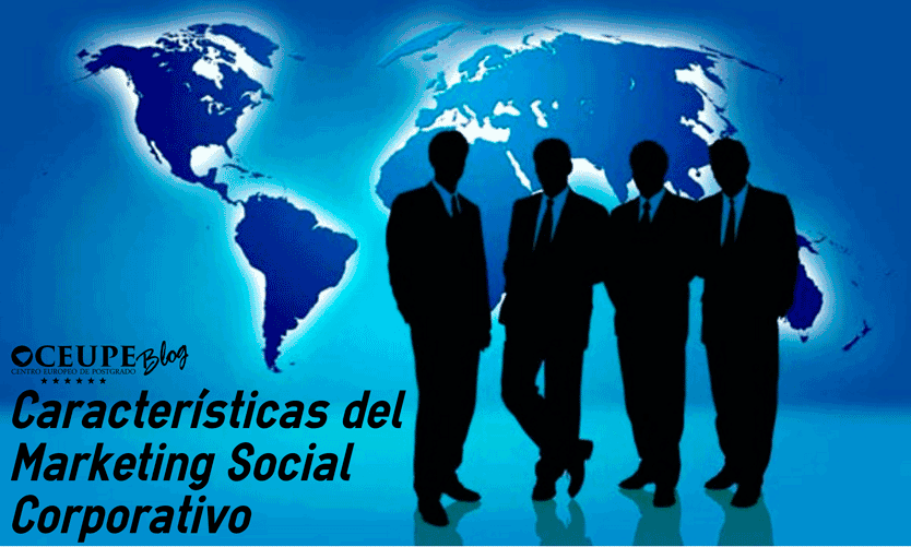 Características del Marketing Social Corporativo