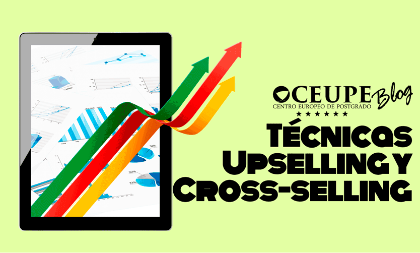 Técnicas Upselling y Cross-selling