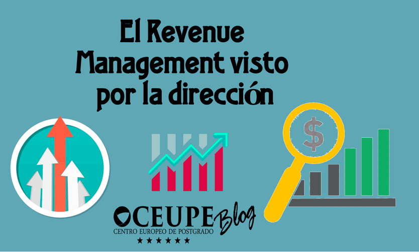 El Revenue Management visto por la dirección