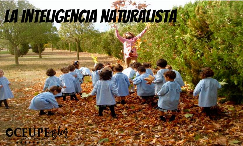 La Inteligencia Naturalista