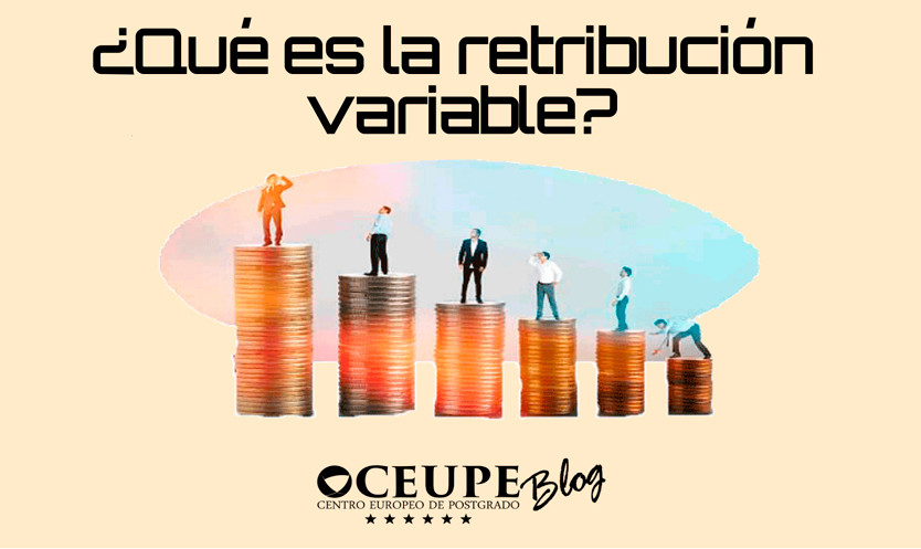 ¿Qué es la retribución variable?