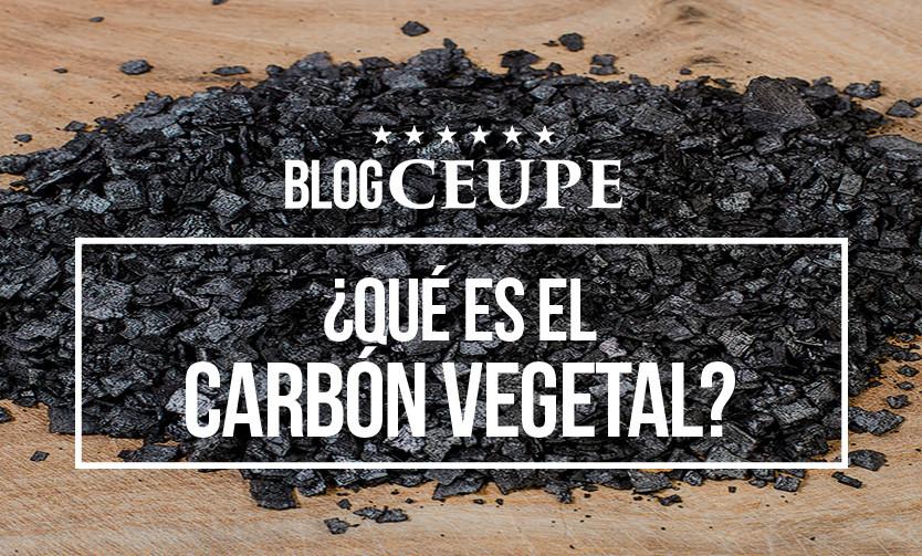 para que sirve el carbon vegetal en las plantas