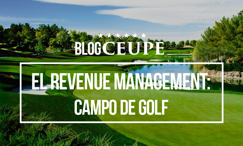 Técnica del Revenue Management: Campo de golf
