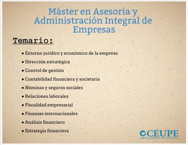temario-máster-asesoría-y-administración-integral-de-empresas